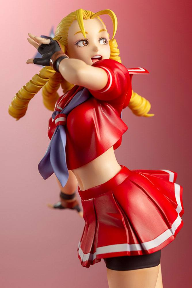 "Фигурка Карин ""Street Fighter Bishoujo"" от Kotobukiya"