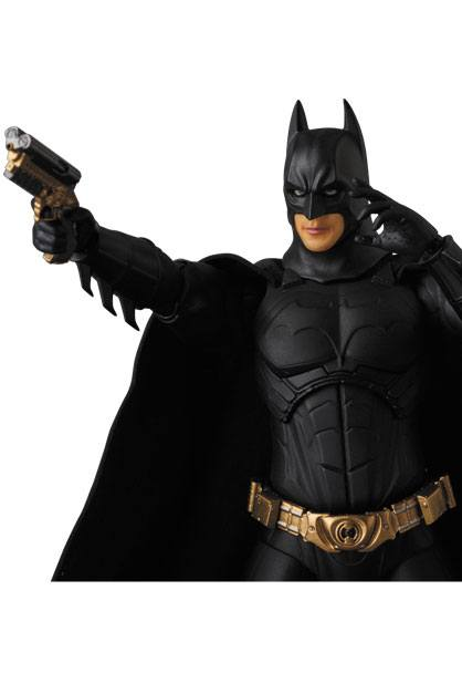 Фигурка Бэтмена — MAFEX Batman Begins Suit