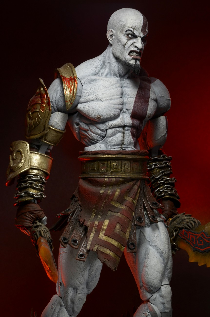 "Фигурка Кратос ""God of War Ultimate"" от Neca"
