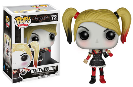 Фигурка Харли Квинн Arkham Knight POP! (Funko Batman Arkham Knight POP! Vinyl Figure Harley Quinn)