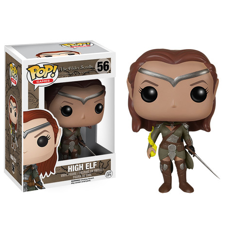 Фигурка Эльф Funko The Elder Scrolls V Skyrim POP! High Elf