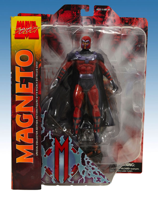 Фигурка Магнето из серии Marvel Select