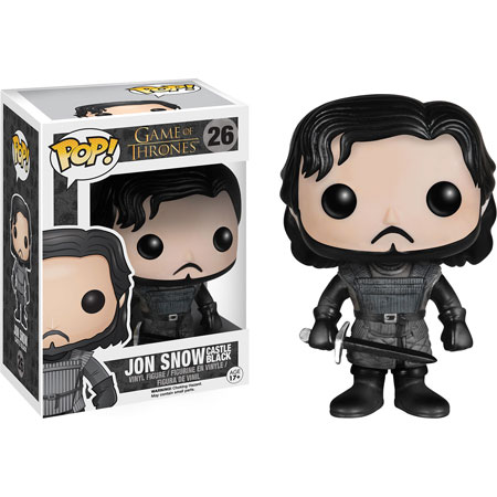 Фигурка Джона Сноу — Funko Game of Thrones POP! Jon Snow Castle Black