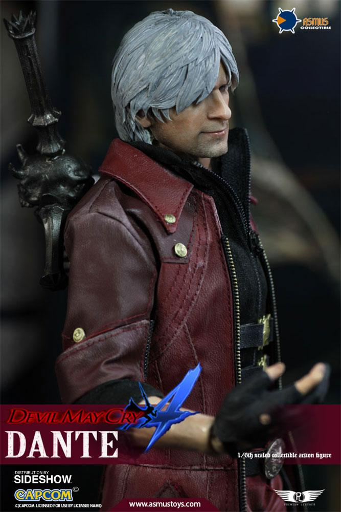 "Фигурка Данте ""Devil May Cry 4"" от Asmus Toys"