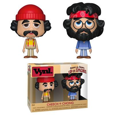 Фигурка Cheech & Chong — Funko Up in Smoke VYNL Vinyl 2-Pack