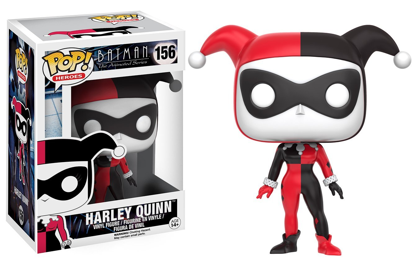 "Фигурка Харли Квинн ""Batman The Animated"" от Funko POP!"
