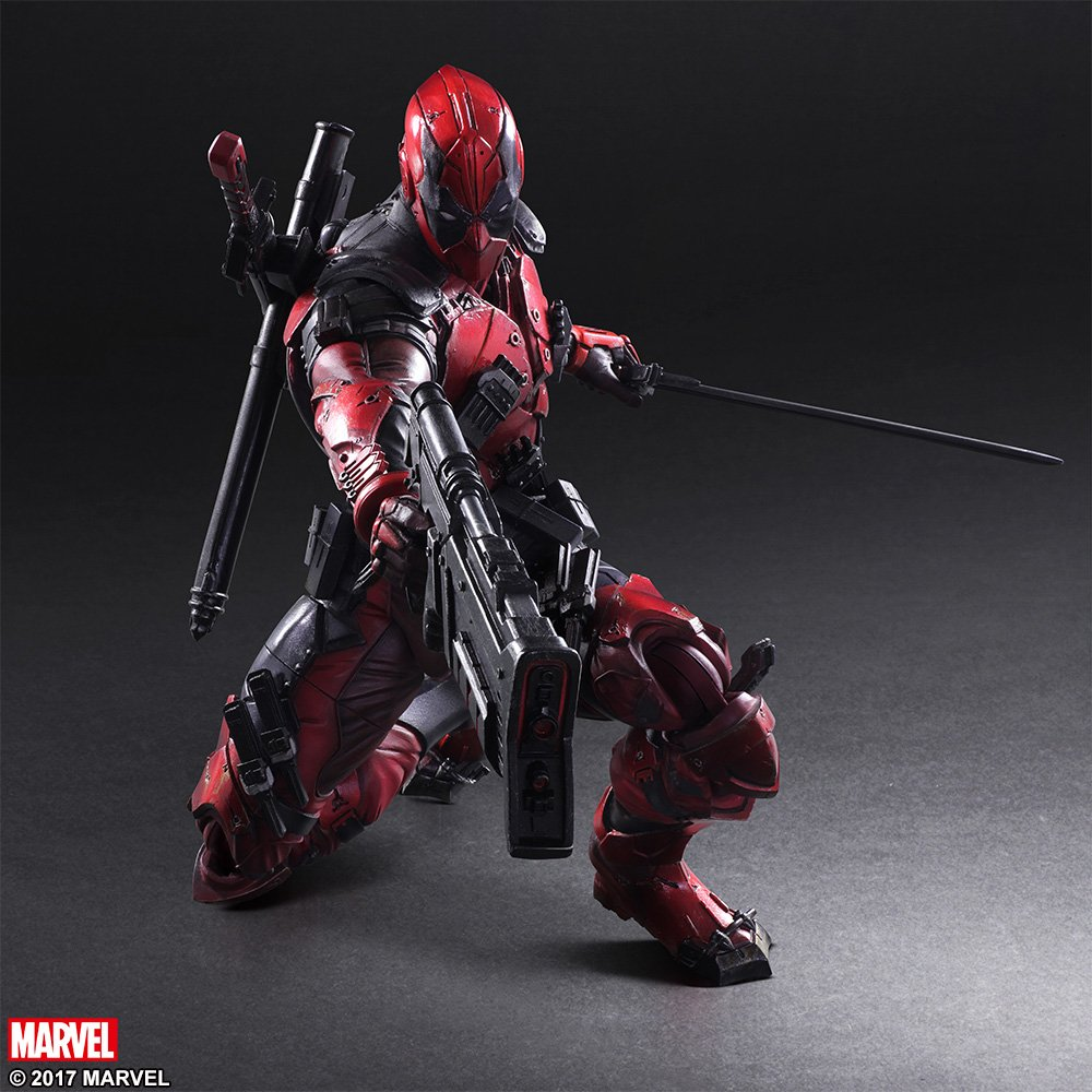 "Фигурка Дэдпул ""Variant Play Arts Kai"" от Square Enix"