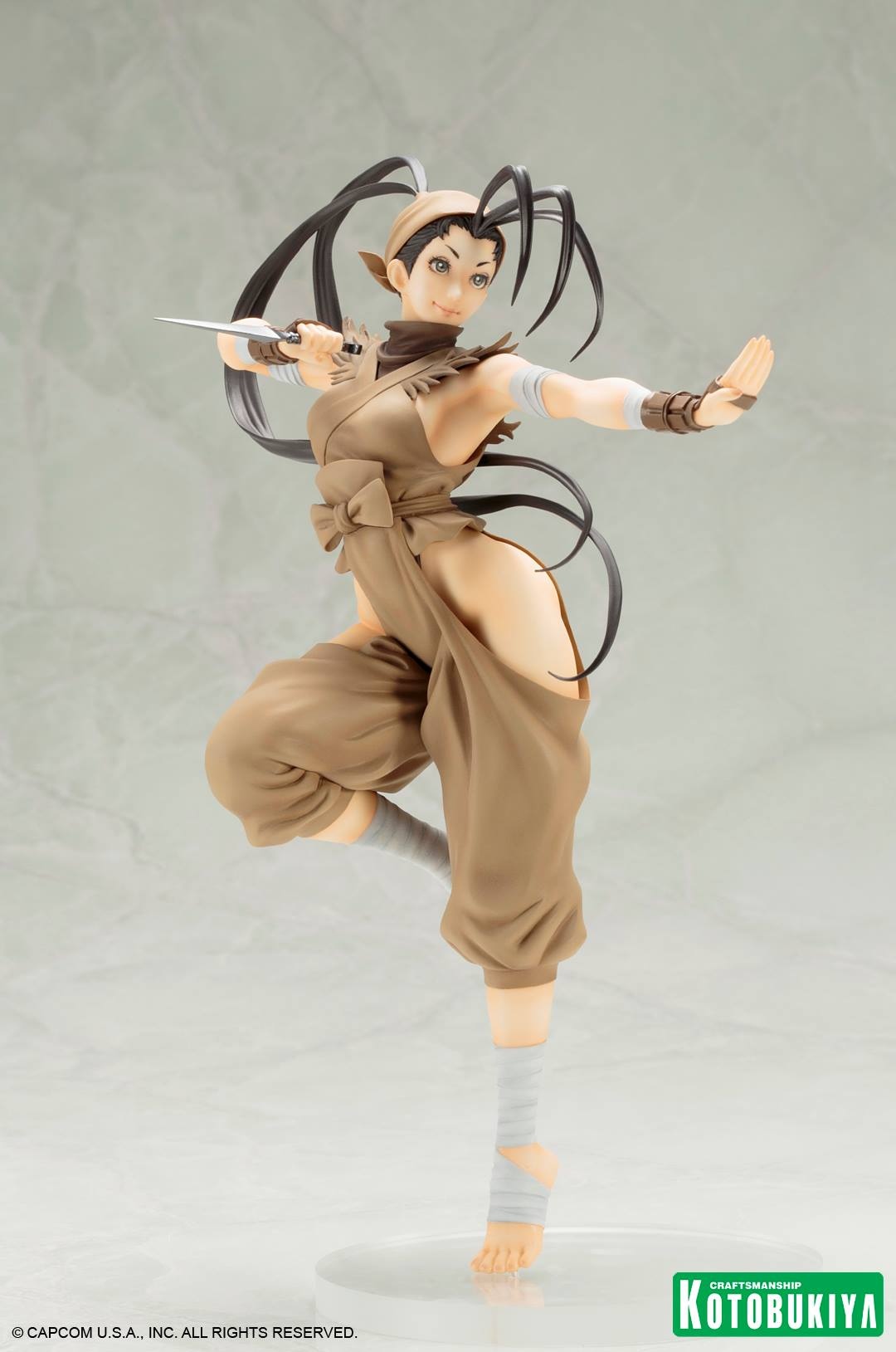 "Фигурка Ибуки ""Street Fighter Bishoujo"" от Kotobukiya"