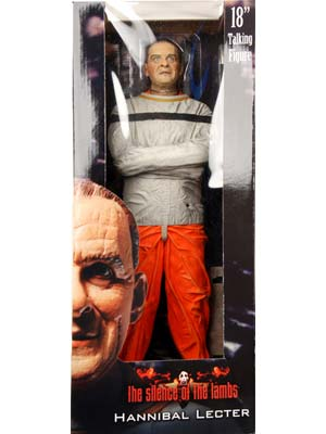 Фигурка Лектера — Neca Cult Classics Hannibal Lecter 1/4 Talking