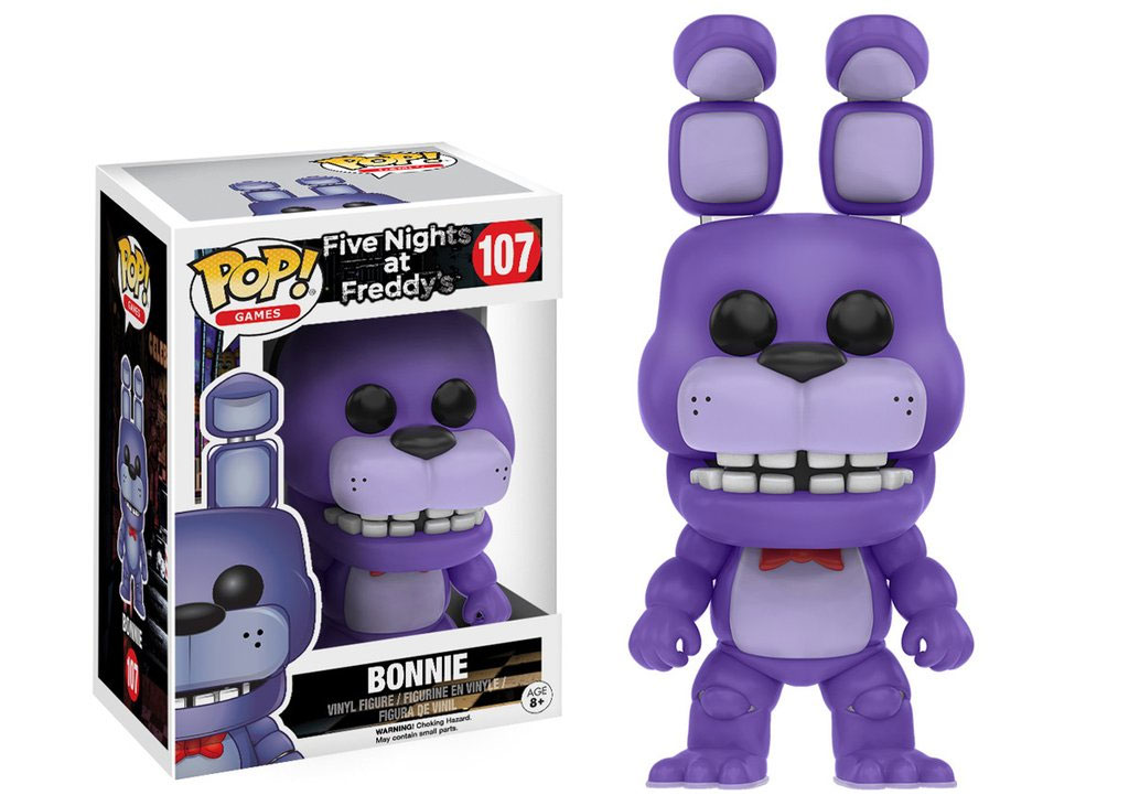 "Фигурка Бонни ""Five Nights at Freddys"" POP! от Funko"