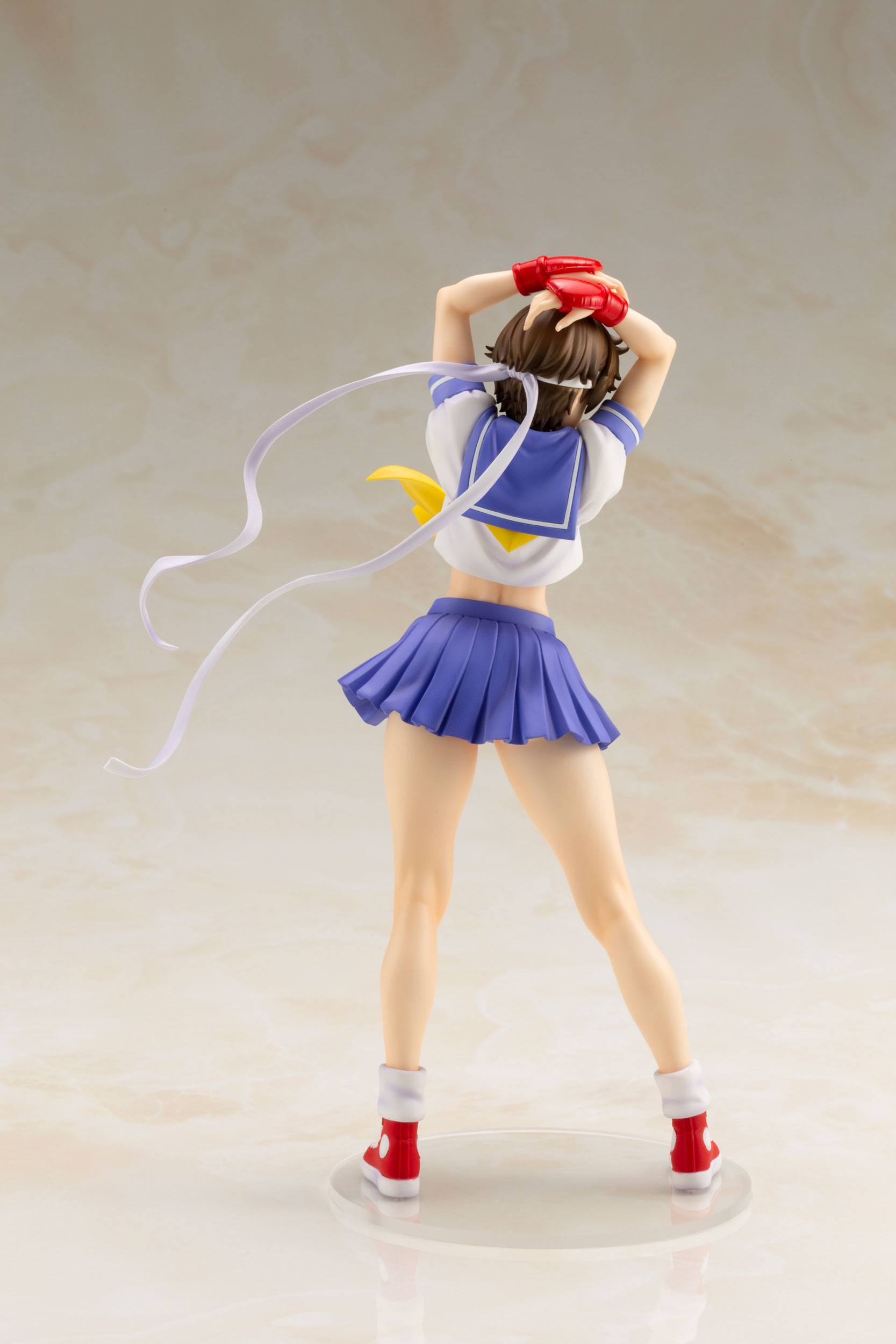 "Фигурка Сакура ""Street Fighter Bishoujo"" от Kotobukiya"