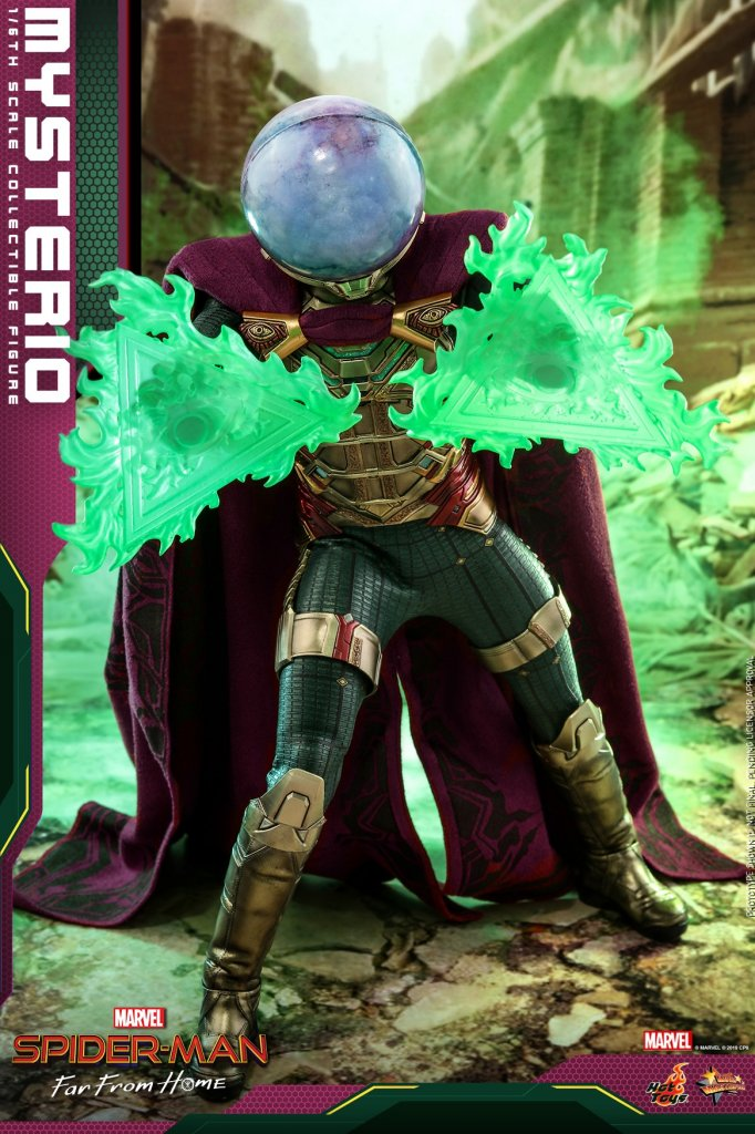 Фигурка Мистерио Hot Toys MMS556 Spider-Man Far From Home – Mysterio Scale Figure (13).jpg