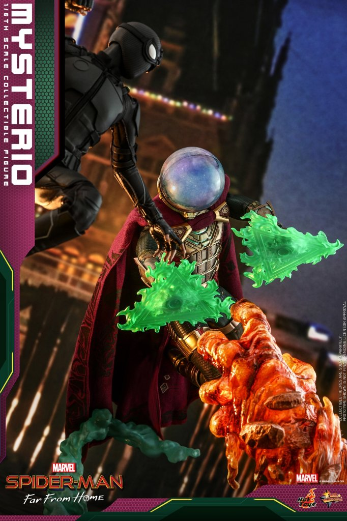 Фигурка Мистерио Hot Toys MMS556 Spider-Man Far From Home – Mysterio Scale Figure (18).jpg