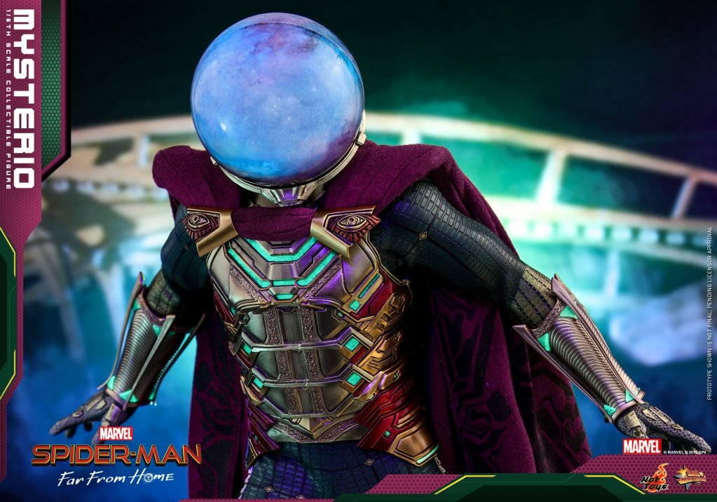 Фигурка Мистерио Hot Toys MMS556 Spider-Man Far From Home – Mysterio Scale Figure (1).jpg