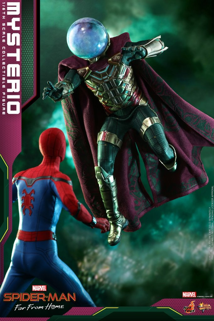 Фигурка Мистерио Hot Toys MMS556 Spider-Man Far From Home – Mysterio Scale Figure (19).jpg