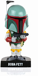 Башкотряс Боба Фетт Funko Star Wars Wacky Wobler Bobble-Head Boba Fett