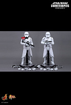 Фигурки Сноутруперов — Star Wars VII Hot Toys 2-Pack 1/6 First Order Snowtroopers