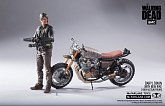Фигурка Дэрил Диксон с мотоциклом (McFarlane Toys The Walking Dead Daryl Dixon with Chopper Deluxe Boxed Set)