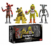 Фигурки Five Nights at Freddys 4-pack Set 1