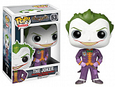 Фигурка Джокер Batman Arkham Asylum POP! (Funko Batman Arkham Asylum POP! Vinyl Figure The Joker)