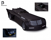 "Модель Бэтмобиль ""Batman The Animated Series"" (DC Collectibles Batman The Animated Series Vehicle Batmobile)"