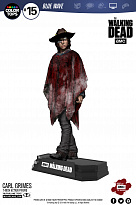 Фигурка Карла Граймса — McFarlane Toys The Walking Dead Color Tops Carl Grimes