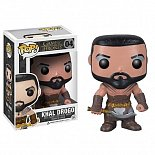 Фигурка Кхал Дрого — Funko Game of Thrones POP! Khal Drogo