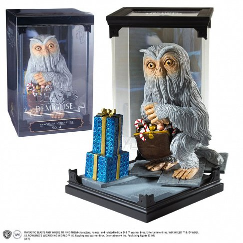 Фигурка Demiquise — Noble Collection Fantastic Beasts Magical Creatures