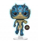 Фигурка Амфибии — Funko The Shape of Water POP! Amphibian Man Chase