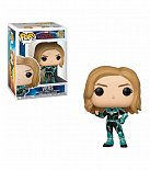 Фигурка Верс — Funko Captain Marvel POP! Vers