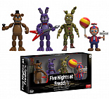 Фигурки Five Nights at Freddys 4-pack Set 2