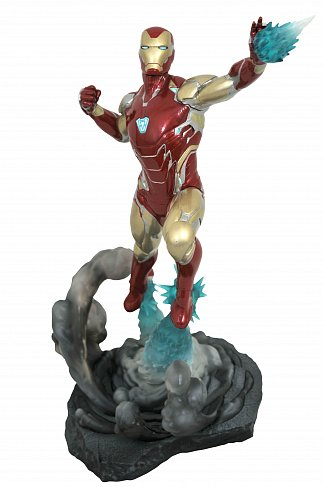 Фигурка Iron Man MK85 — Avengers Endgame Marvel Movie Gallery PVC