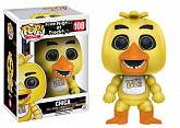 Фигурка Чика — Funko POP! Five Nights at Freddys Chica