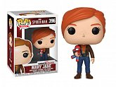 Фигурка Мэри Джейн — Funko Spider-Man POP! Games Mary Jane w Plush