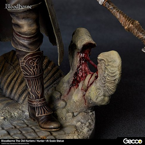 Фигурка Охотника — Gecco Bloodborne The Old Hunters Statue 1/6 Hunter