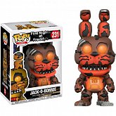 Фигурка Бонни — Funko Five Nights at Freddys POP! Jack-O-Bonnie