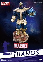 Фигурка Таноса — Marvel D-Select PVC Diorama Thanos