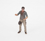 Фигурка Ходячего — McFarlane Toys The Walking Dead Series 7 Flu Walker