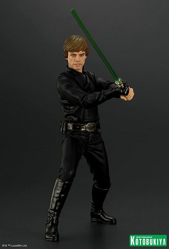 Фигурка Люка Скайуокера — Kotobukiya Star Wars ARTFX+ 1/10 Luke Skywalker Return of the Jedi