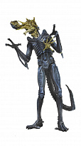 Фигурка Чужого — Neca Aliens Warrior Blue BD