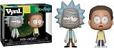 Фигурки Рика и Морти — Funko Rick and Morty Vinyl 2-Pack