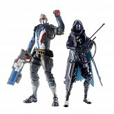 Фигурки Overwatch — Hasbro Overwatch Ultimate Ana Soldier 76 2-Pack