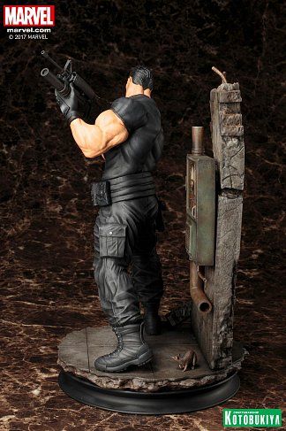 Фигурка Каратель — Kotobukiya Marvel Fine Art 1/6 The Punisher