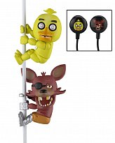 Набор Five Nights at Freddys — Scalers Earbuds Chica Foxy