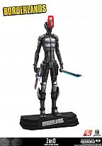 Фигурка Зеро — McFarlane Toys Borderlands Color Tops Zer0