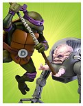 Набор Donatello vs Krang — Neca Teenage Mutant Ninja Turtles Figure 2-Pack