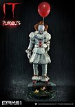 Статуя Пеннивайза — Prime 1 Studios Stephen Kings It 2017 Statue 1/2 Pennywise