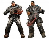 Фигурки Дома и Маркуса — Neca Gears of War Marcus & Dom 2 Pack Exclusive