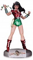 Фигурка Чудо-Женщины — DC Comics Bombshells Statue Holiday Wonder Woman