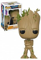 Фигурка Грута — Funko Guardians of the Galaxy 2 POP! Teenage Groot